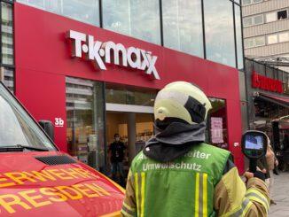 FW Dresden: Informationen zum Einsatzgeschehen der Feuerwehr Dresden vom 27. September 2021