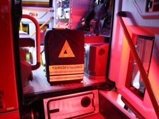 FFW Schiffdorf: Feuerwehr öffnet Tür vergebens: Keine Personen verletzt