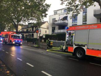 FW-BN: Wohnung nach Brand unbewohnbar - Rauchmelder verhindert Schlimmeres