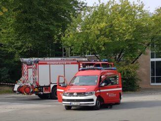 FW-BO: Wassereinbruch in der Graf-Engelbert-Schule