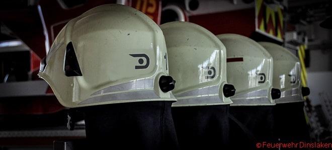 FW Dinslaken: Ausgelöste Brandmeldeanlage im Altenheim