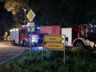 FW Eigeltingen: Einsatzreiche Woche der Feuerwehr Eigeltingen