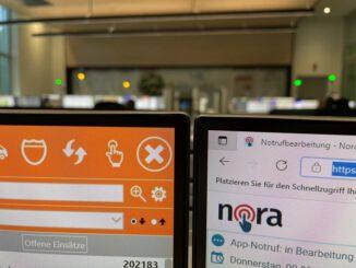 FW-F: NOTRUFF-APP NORA: HILFE IM NOTFALL PER APP / Auch die Frankfurter Leitstellen von Feuerwehr und Polizei sind an die neue Notruf-App NORA angebunden