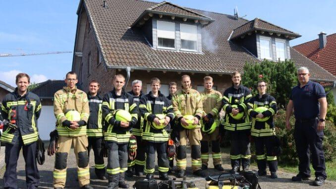 FW Gangelt: Gewappnet für Einsätze im giftigen Brandrauch