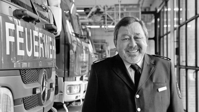 FW-KLE: Feuerwehr Kleve trauert um Jürgen Pauly