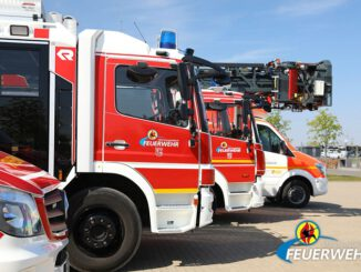 FW-MG: Brand in einer Dachgeschosswohnung