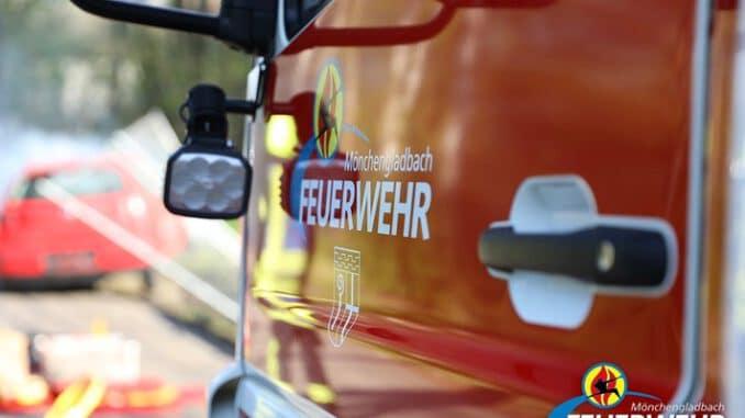 FW-MG: Explosivstoff in einem Gefahrstoffmobil