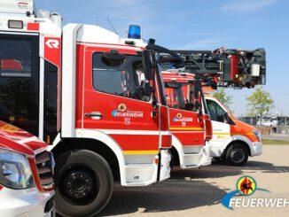 FW-MG: Kellerbrand verhindert