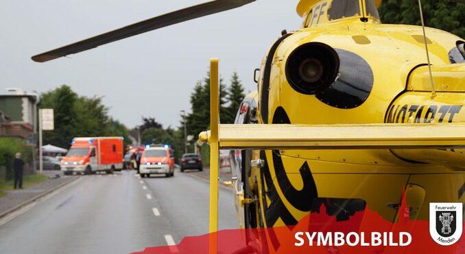 FW Menden: Hohes Einsatzaufkommen im Rettungsdienst