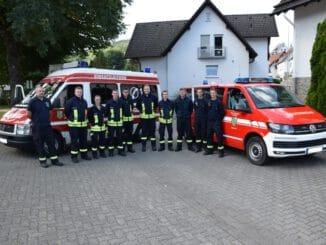 """FW-OE: Nachtrag zur Meldung """"Modul 4 Ausbildung - Neue Sprechfunker bei der Feuerwehr Lennestadt"""""""