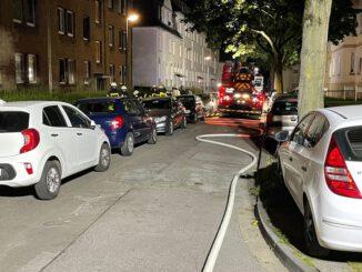 FW-RE: Wohnungsbrand - alle Personen unverletzt gerettet