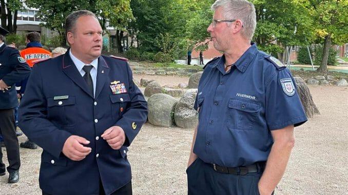 FW-SE: Jugendfeuerwehren des Kreises Segeberg erhalten Leistungsspangen