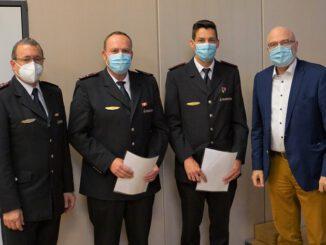 FW Stockach: Gemeinderat bestätigt Kommandantenwahlen