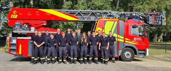 FW-WRN: Grundausbildung erfolgreich beendet - 15 neue Einsatzkräfte für die Freiwillige Feuerwehr Werne