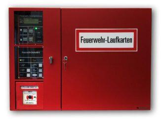 FW Alpen: BMA-Alarm