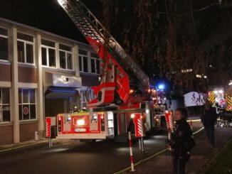 FW-BN: Dachstuhlbrand bei der Firma Atlantic GmbH