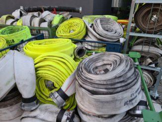 FW-BN: Schlussmeldung, Scheunenbrand auf einem Reiterhof
