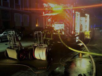 FW-BO: Wohnungbrand in Bochum Weitmar