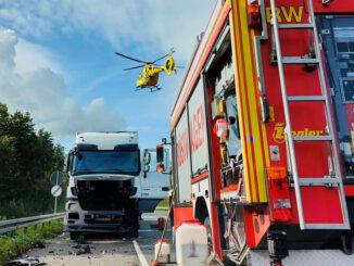 FW Bocholt: Feuerwehr Bocholt gleich mehrfach im Einsatz