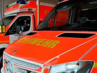 FW Dinslaken: Hohes Einsatzaufkommen für Rettungsdienst und Feuerwehr
