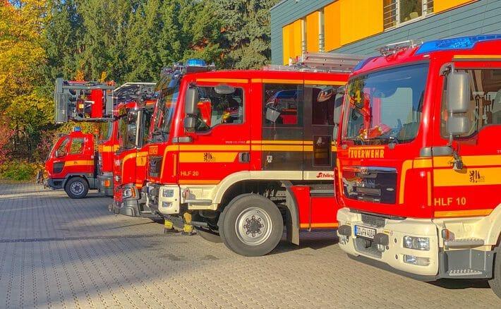 FW Dresden: Zusammenfassung zum Einsatzgeschehen im Rahmen der Unwetterlage in der Landeshauptstadt Dresden