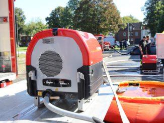 FW Gangelt: Zehn neue Maschinisten für die Feuerwehr Gangelt