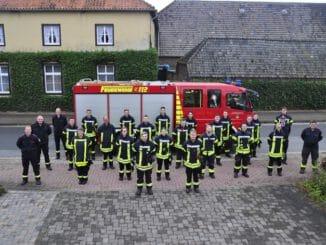 FW-KLE: Erfolgreicher Abschluss der Grundausbildung/ Für 24 Feuerwehrfrauen und -männer der Feuerwehren aus Kalkar und Bedburg-Hau