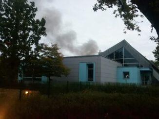 FW-NE: Feuer in einem leerstehenden Haus