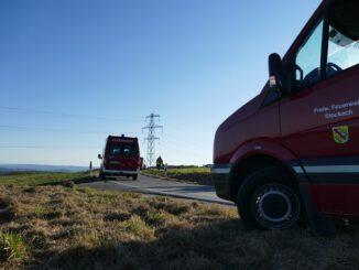 FW Stockach: Verkehrsunfall mit mehreren Verletzten