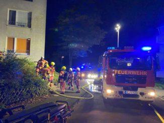 FW-Velbert: Einsatzreicher Abend für die Feuerwehr Velbert