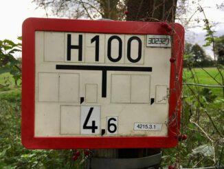 FW Xanten: Kontrolle der Hydranten in Xanten-Lüttingen und Xanten-Beek