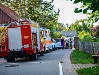 KFV-CW: Dachstuhlbrand in Zavelstein schnell unter Kontrolle