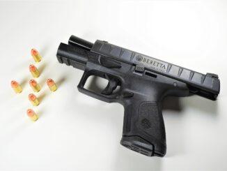 Handgun Ammo Beretta Apx Compact  - iGlobalWeb / Pixabay