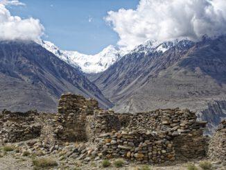 Tajikistan Yamchun Fort Fortress  - Makalu / Pixabay